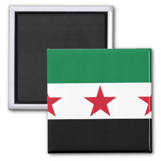 syria opposition square magnet