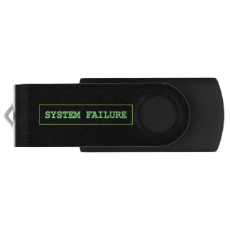 System Failure USB Flash Drive