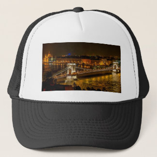 Szechenyi Chain Bridge Trucker Hat