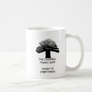 szo0235, THE CAMPBELL FAMILY 2009FAMILY IS EVER... Coffee Mug