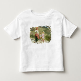 T33572 To Market, To Buy a Fat Pig Toddler T-Shirt