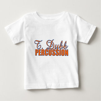 T. DUBB PERCUSSION BABY CLOTHES BABY T-Shirt