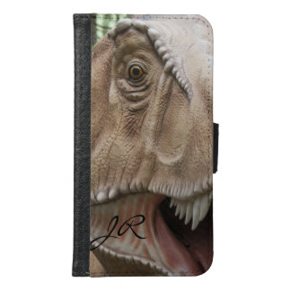 T Rex Dinosaur Samsung Galaxy S6 Wallet Case