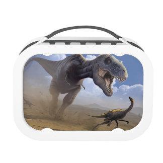 T Rex Lunchbox