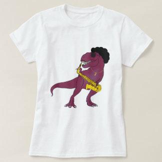 T-Rex Saxophone T-Shirt