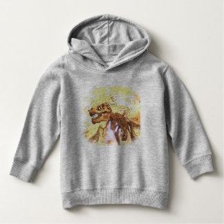 T-Rex Toddler Pullover Hoodie