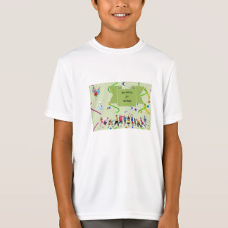 T.S. Sport Birthday T-Shirt