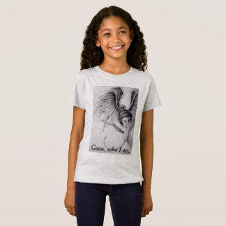 T-shirt art children girls
