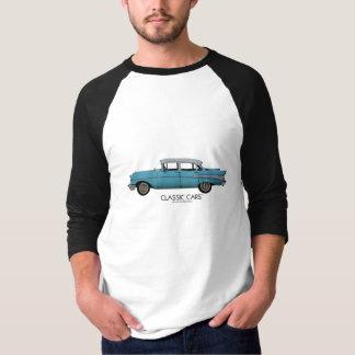 """T-shirt """"Classic Cars"""" Mango 3/4"""