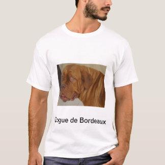 T-shirt Dogue de Bordeaux
