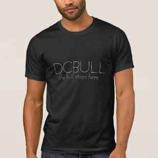T-Shirt for DCBULL -Order your own today!