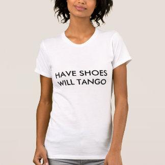 t-shirt have shoes basic