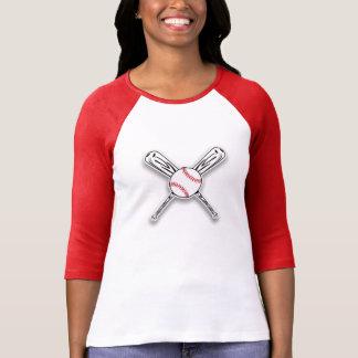 T-shirt Long Mango Baseball
