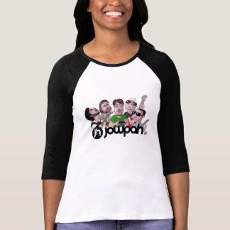T-shirt Long Mango Feminine Jowpah