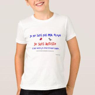 T-shirt - mal élevé-bizarre