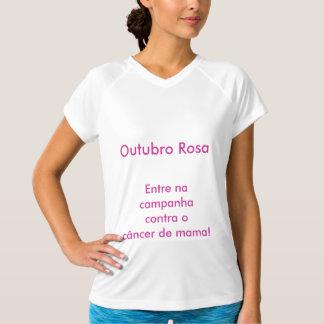T-shirt Rosa October