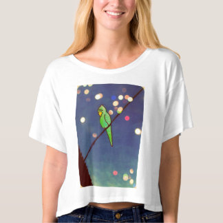 T-shirt short sleeve woman Nights of Otoñete