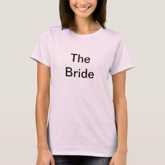T-shirt - The Bride