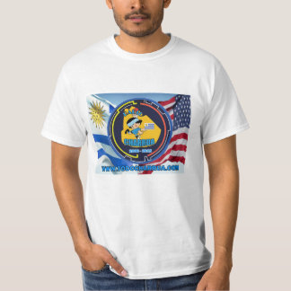 T-shirt Uruguayan Radio the USA 2015