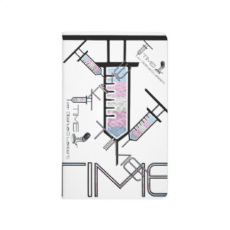 T-Time Mini Journal