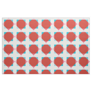 Table Manners Tiles Fabric