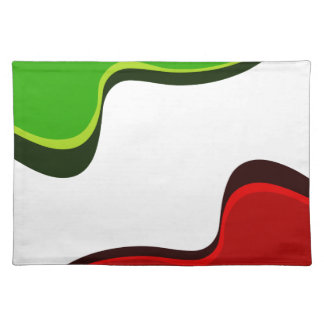 "Table set ""Italy "" Placemat"