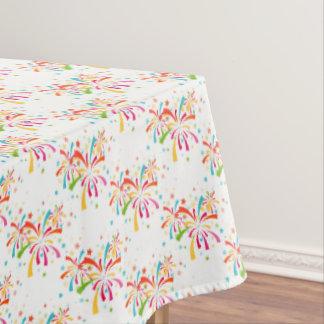 "Tablecloth ""60x84"" July 4th Fireworks"