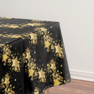 """Tablecloth """"60x84"""" -Stars"""