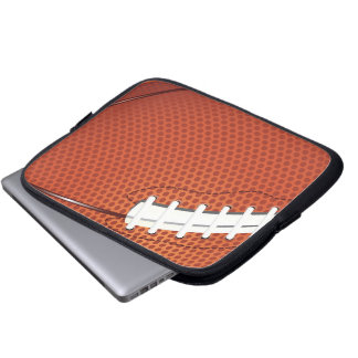 Tablet & Laptop Sleeve - Football