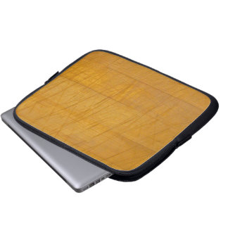 Tablet & Laptop Sleeve - Woods - Butcher Block