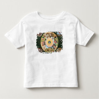 Tabletop of the Seven Deadly Sins Toddler T-Shirt