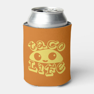 Taco Life Can Cooler