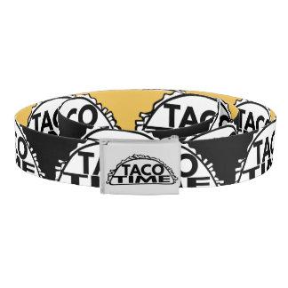 Taco Time Belt