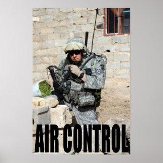 Tactical Air Controller Poster