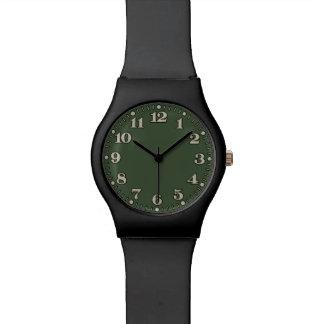 Tactical Black Watch