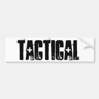 tactical Bumper Sticker