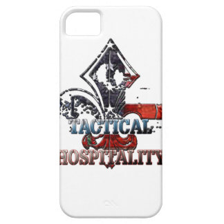 Tactical hospitality flag phone case