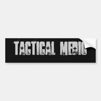 Tactical Medic Bumper Sticker