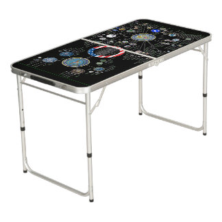 Tactical Pong Table
