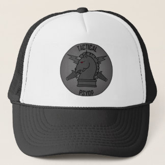 Tactical PSYOP front.png Trucker Hat