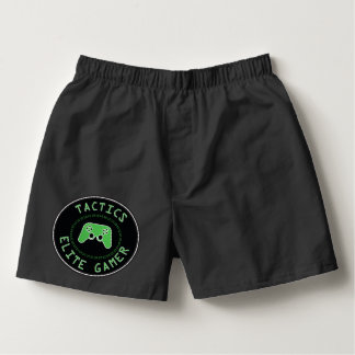 Tactics Elite Gamer Boxers