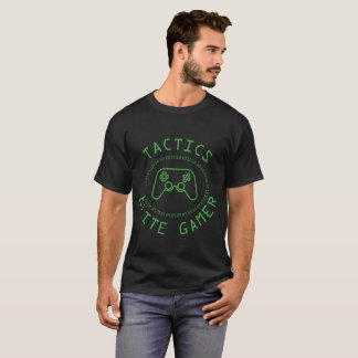 Tactics Elite Gamer T-Shirt