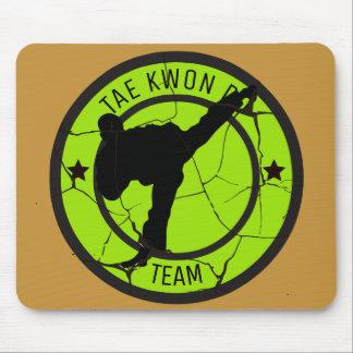 Tae Kwon Do Mouse Pad