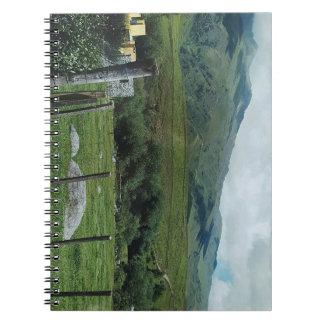 Tafi Del Valle Notebook