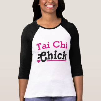 Tai Chi Chick T-Shirt