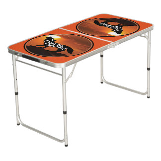 Tailgate Size Pong Table DIREWOLF 2