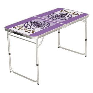 Tailgate Size Pong Table DREAMCATCHER