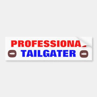 TAILGATER bumper sticker