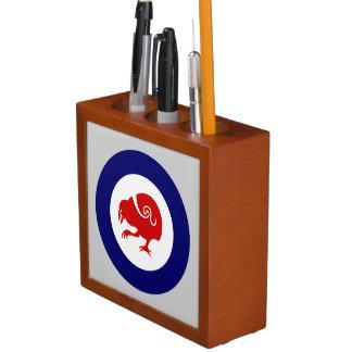 Takahe Air Force Roundel Desk Organiser