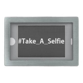 Take A Selfie Belt Buckle
